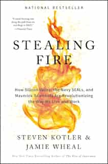 Stealing Fire: How Silicon Valley, The Navy Seals, And Maverick Scientists Are Revolutionizing The Way We Live And by Steven Kotler