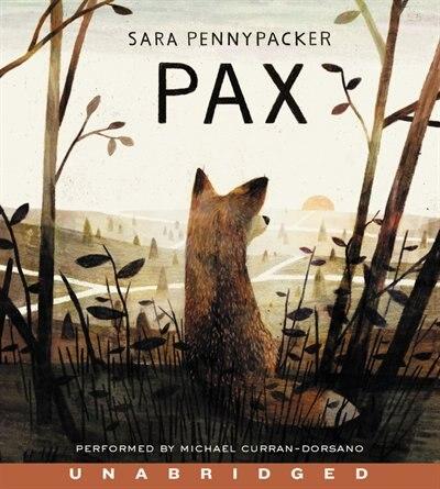 Pax CD by Sara Pennypacker