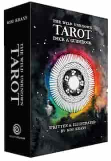 The Wild Unknown Tarot Deck And Guidebook (official Keepsake Box Set) by Kim Krans