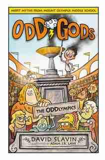 Odd Gods: The Oddlympics by David Slavin
