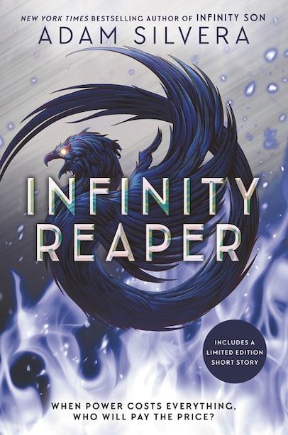 Infinity Reaper by Adam Silvera