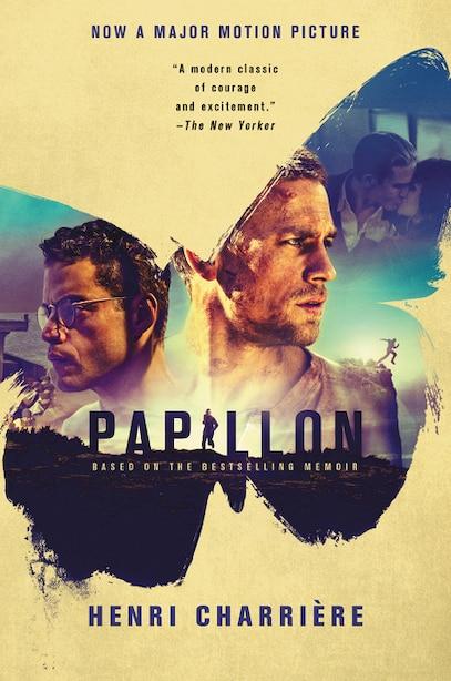 Papillon [movie Tie-in] de Henri Charriere