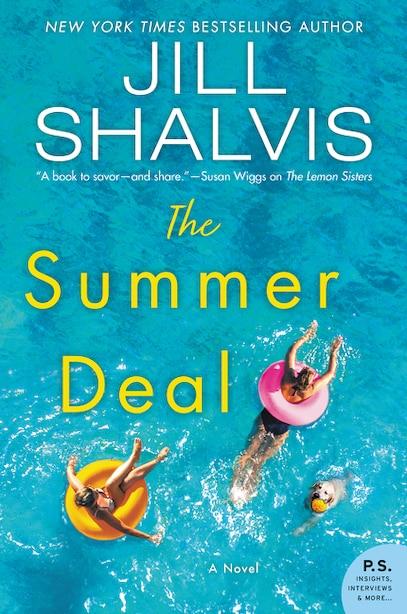The Summer Deal: A Novel by Jill Shalvis