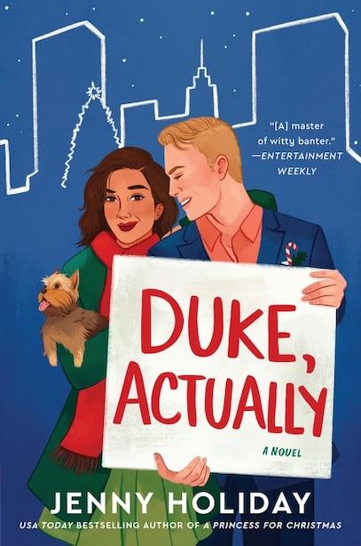 Duke, Actually: A Novel by Jenny Holiday