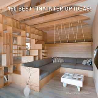 150 Best Tiny Interior Ideas by Francesc Zamora
