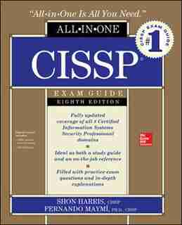 CISSP All-in-One Exam Guide, Seventh Edition by Shon Harris