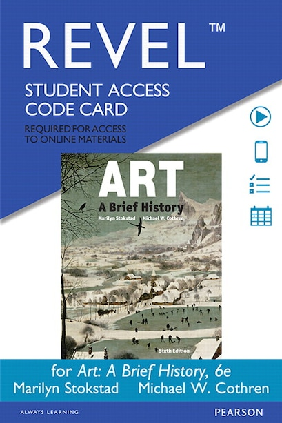 Revel For Art: A Brief History -- Access Card by Marilyn Stokstad