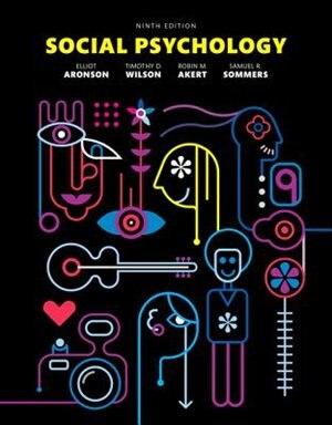 Social Psychology Plus New Mylab Psychology With Pearson Etext -- Access Card Package de Elliot Aronson