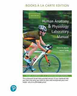 Human Anatomy & Physiology Laboratory Manual, Main Version, Books A La Carte Plus Mastering A&p With Pearson Etext -- Access Card Package by Elaine N. Marieb