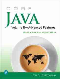 Core Java, Volume Ii--advanced Features de Cay Horstmann