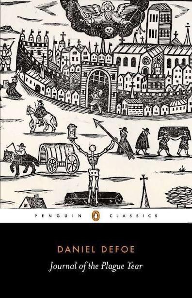 A Journal Of The Plague Year de Daniel Defoe
