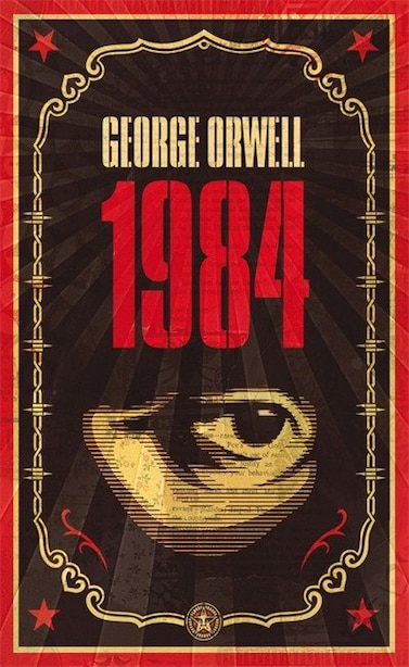 Nineteen Eighty Four de GEORGE ORWELL