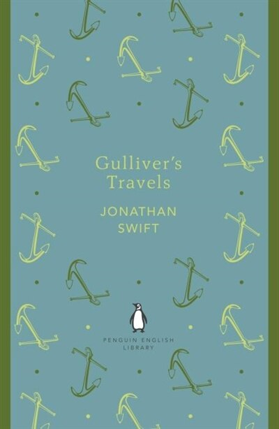 Penguin English Library Gulliver's Travels by JONATHAN SWIFT