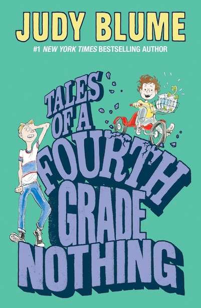 Tales Of A Fourth Grade Nothing de Judy Blume