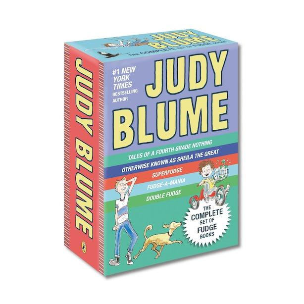 Judy Blume's Fudge Box Set de Judy Blume
