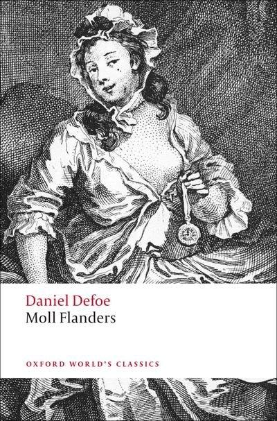 Moll Flanders: New Edition de Daniel Defoe