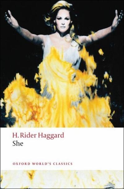 She de H. Rider Haggard