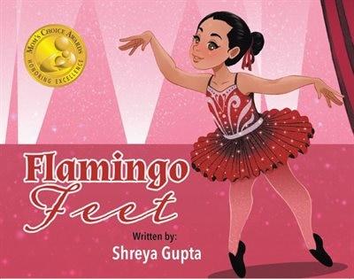 Flamingo Feet by Shreya Gupta