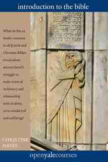Introduction to the Bible by Christine Hayes