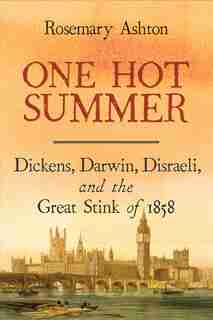One Hot Summer: Dickens, Darwin, Disraeli, And The Great Stink Of 1858 by Rosemary Ashton