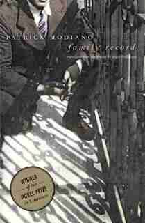 Family Record by Patrick Modiano