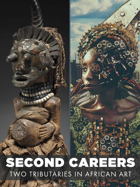 Second Careers: Two Tributaries In African Art by Ugochukwu-smooth C. Nzewi