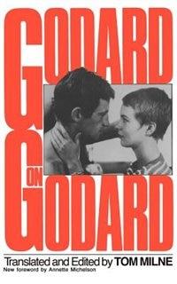 Godard On Godard by Jean-luc Godard