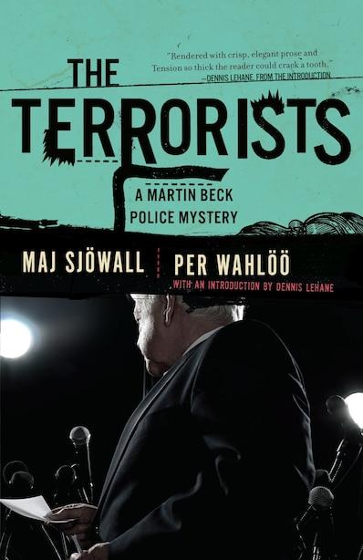 The Terrorists: A Martin Beck Police Mystery (10) by Maj Sjowall