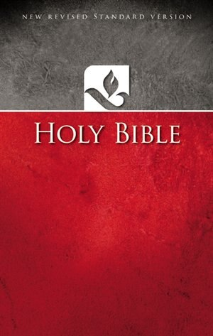 Nrsv, Pew Bible, Paperback by Zondervan