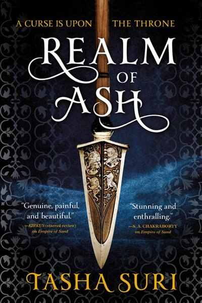 Realm Of Ash by Tasha Suri
