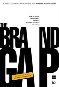The Brand Gap: Revised Edition by Marty Neumeier