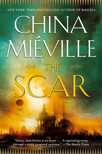 The Scar de China Miéville