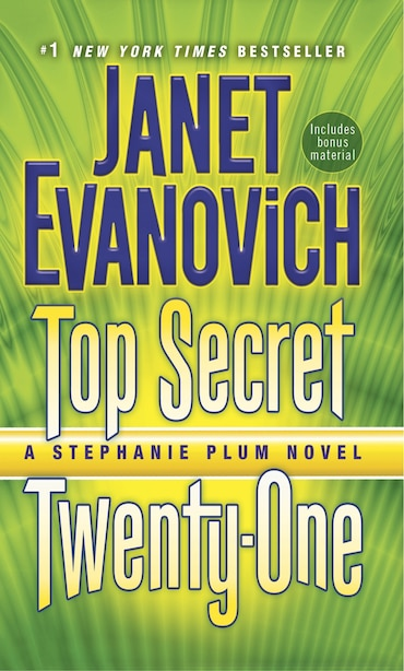 Top Secret Twenty-one: A Stephanie Plum Novel by Janet Evanovich