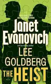 The Heist: A Novel by Janet Evanovich