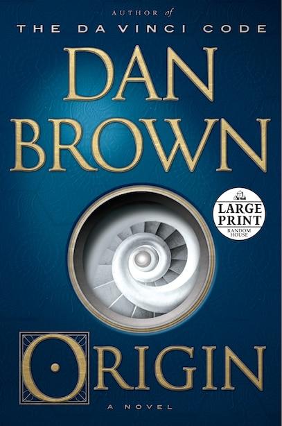Origin: A Novel by Dan Brown