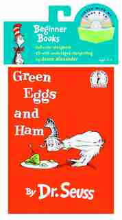 Green Eggs And Ham Book & Cd by Dr. Seuss