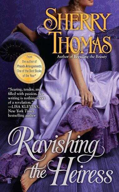 Ravishing The Heiress by Sherry Thomas