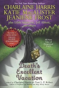 Death's Excellent Vacation by Charlaine Harris