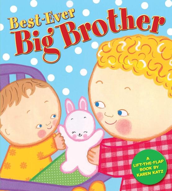 Best-ever Big Brother de Karen Katz