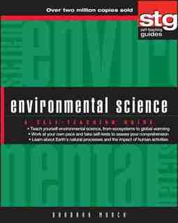 Environmental Science: A Self-Teaching Guide by Barbara W. Murck