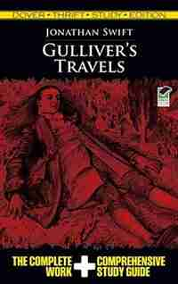 Gulliver's Travels Thrift Study Edition by JONATHAN SWIFT