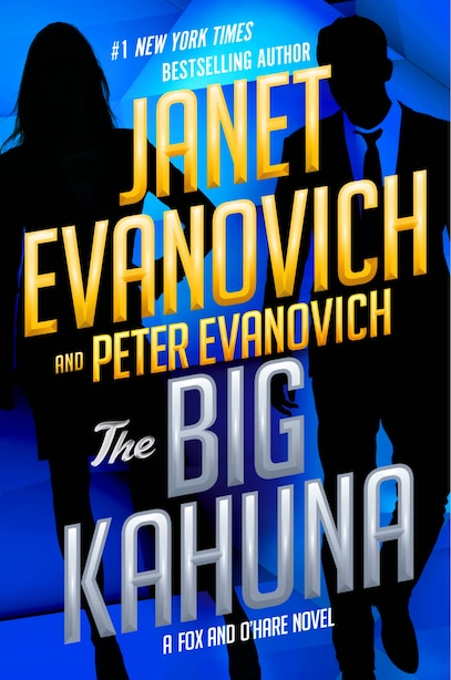 BIG KAHUNA by Janet Evanovich