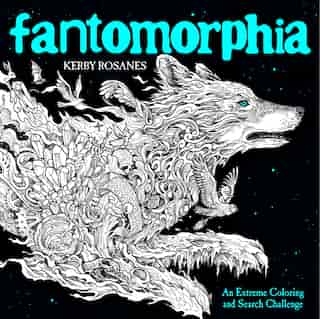 Fantomorphia: An Extreme Coloring And Search Challenge by Kerby Rosanes
