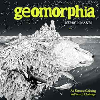 Geomorphia: An Extreme Coloring And Search Challenge by Kerby Rosanes
