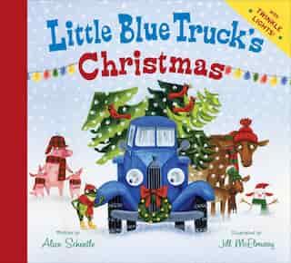 Little Blue Truck's Christmas by Alice Schertle