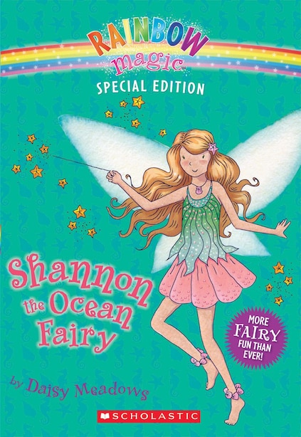 Shannon The Ocean Fairy (rainbow Magic Special Edition) by Daisy Meadows