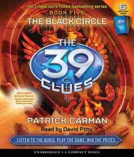 The Black Circle (The 39 Clues, Book 5) by Patrick Carman