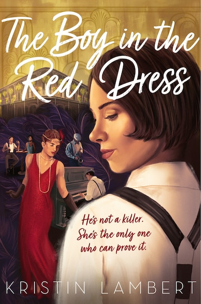 The Boy In The Red Dress by Kristin Lambert