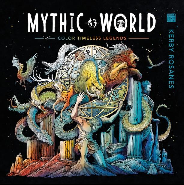 Mythic World de Kerby Rosanes