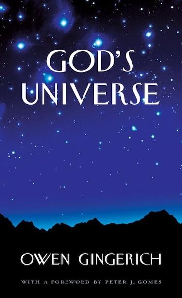 God's Universe by Owen Gingerich